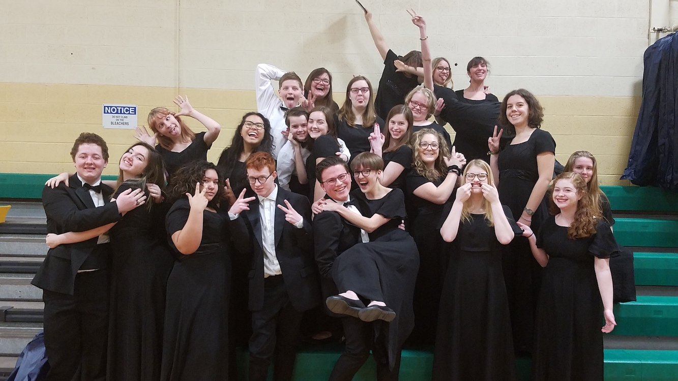 MHS Choir Winter 2019