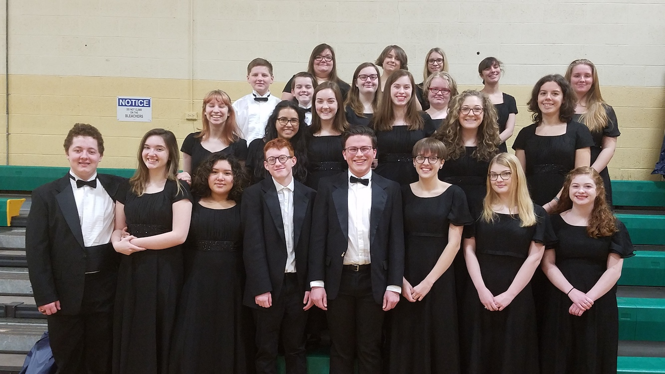MMHS Choir Districts