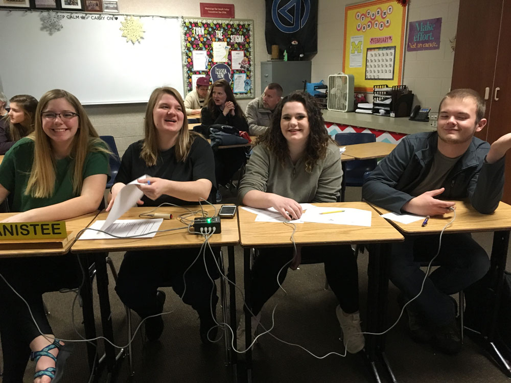 Quiz Bowl JV B TEAM STATE Touney @ MHS