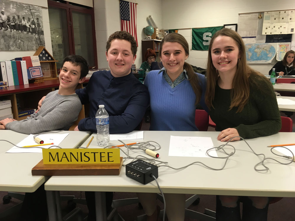 Quiz Bowl Varsity Competition