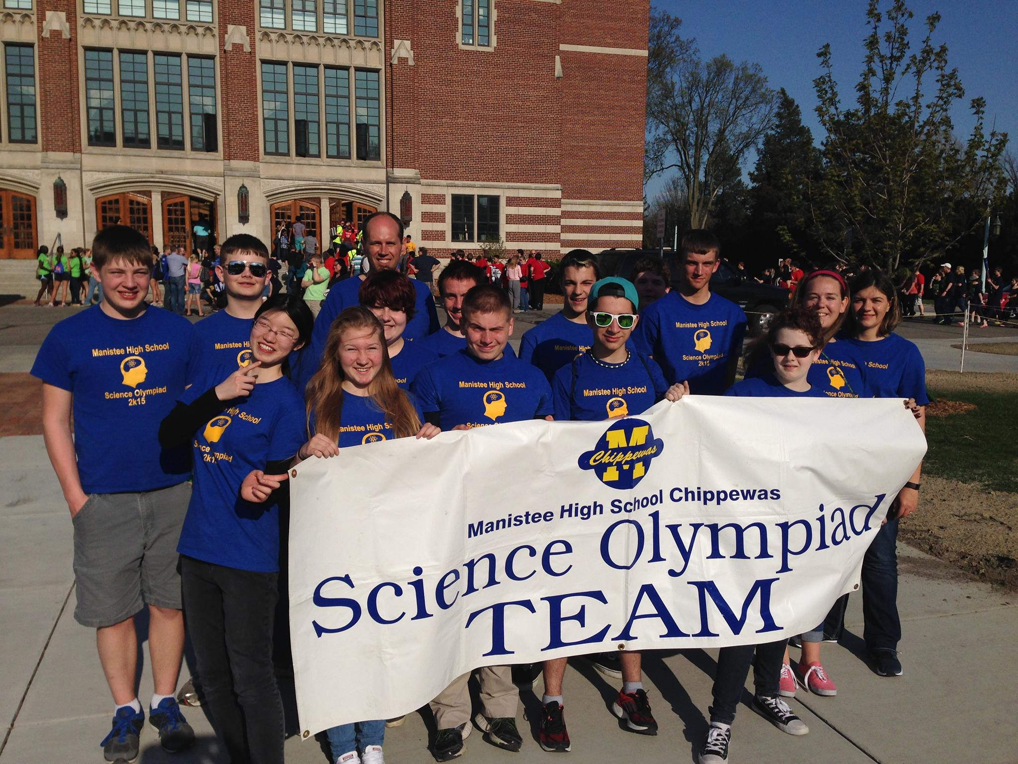 ScienceOlympiadCompetition