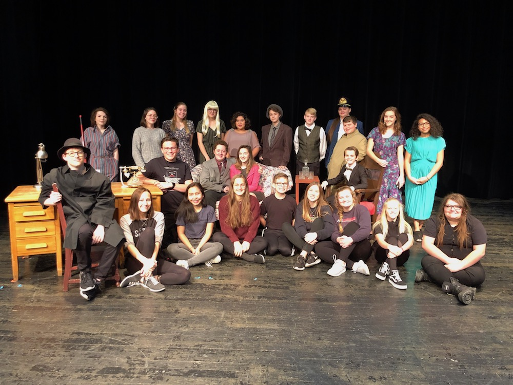 Rehearsal For Murder Cast Pic 2