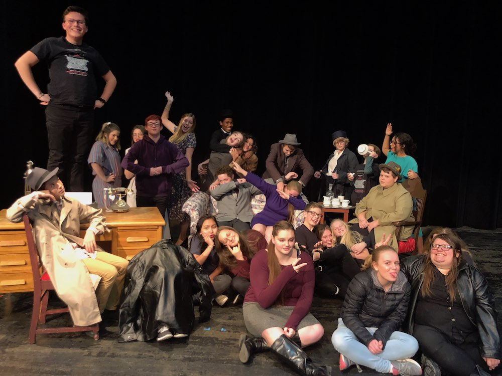Rehearsal For Murder Cast Pic 3