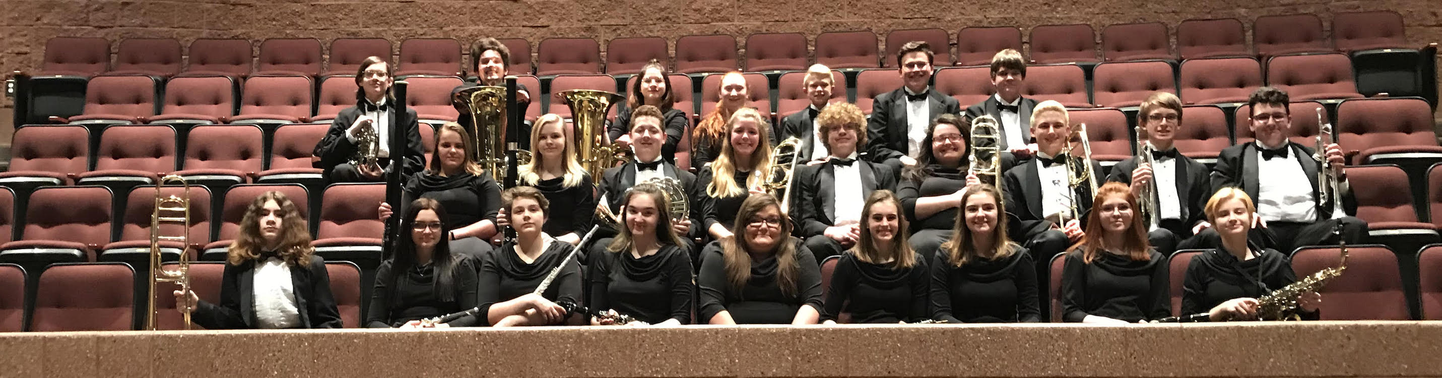 Manistee Benzie County Honor Band 2019