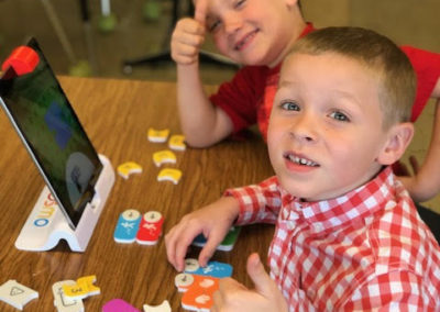 Mrs. Abel's Class and Osmo