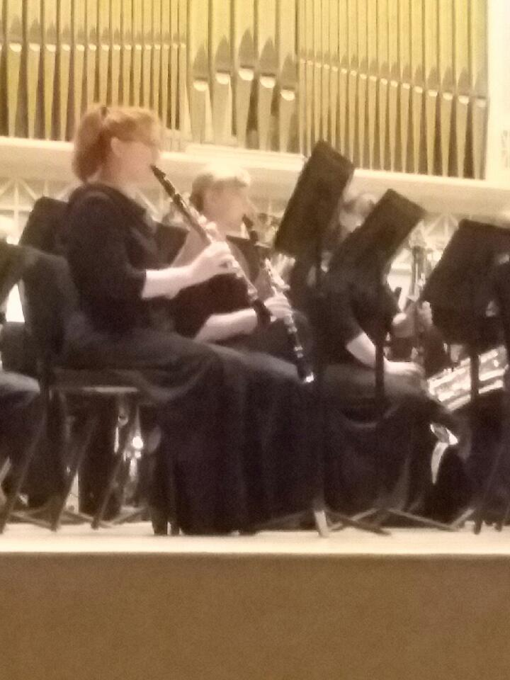 HS Band At EMU 2