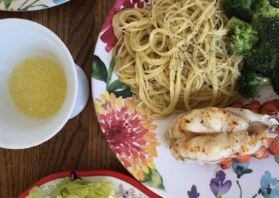 Lobster and Linguini